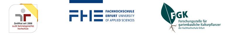 Technischer Assistent (m/w/d) - Fachhochschule Erfurt - Logo