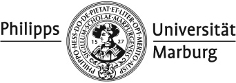 Professur (W2) - Uni Marburg - Logo