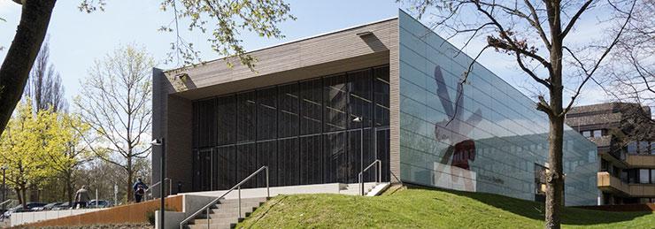 Leiter:in des Bau- und Gebäudemanagements Hochschule RheinMain - Head