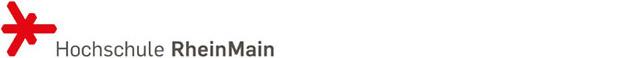Leiter:in des Bau- und Gebäudemanagements Hochschule RheinMain - Logo