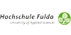 """Promovend (m/w/d) im Forschungsbereich """"Green Finance"""" und Klimafinanzierung - Hochschule Fulda - Logo"""