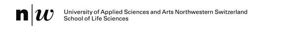 Professor in Materials Science  - Fachhochschule Nordwestschweiz - Logo
