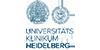Referent Nachwuchsförderung (m/w/d) - Universität Heidelberg Medizinische Fakultät Medizinische Fakultät - Logo