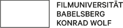 Kanzler (m/w/d) - Filmuniversität Babelsberg KONRAD WOLF Potsdam - Logo