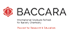 Doktorandenstelle / Doctoral Research Position (m/w/d) in the field of chemistry - International Graduate School BACCARA  - Logo