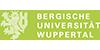 Wissenschaftlicher Mitarbeiter (m/w/d) Fakultät für Architektur und Bauingenieurwesen - Bergische Universität Wuppertal - Logo