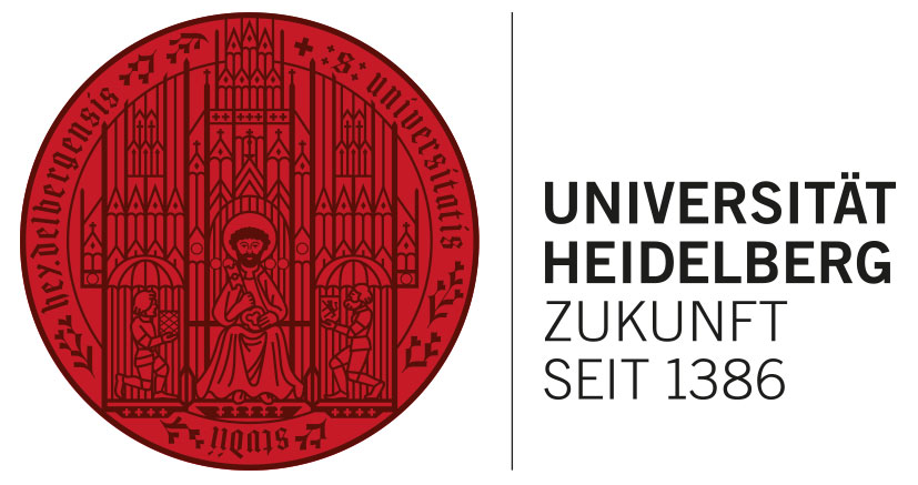 professur  - Universität Heidelberg - Logo