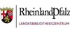 Bibliotheksreferendar (m/w/d) mit Schwerpunkt mittelalterliche Geschichte, Mediävistik oder ältere Germanistik - Landesbibliothekszentrum Rheinland/Pfalz - Logo