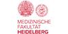 Wissenschaftlicher Mitarbeiter (m/w/d) im Bereich Curriculumsentwicklung des Medizinstudiums  - Universität Heidelberg Medizinische Fakultät - Logo