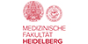 Wissenschaftlichen Mitarbeiter im Bereich Entwicklung eines Wissenschaftsstranges im Medizinstudium - Universität Heidelberg Medizinische Fakultät - Logo
