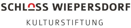 ulturstiftung Schloss Wiepersdorf - Logo