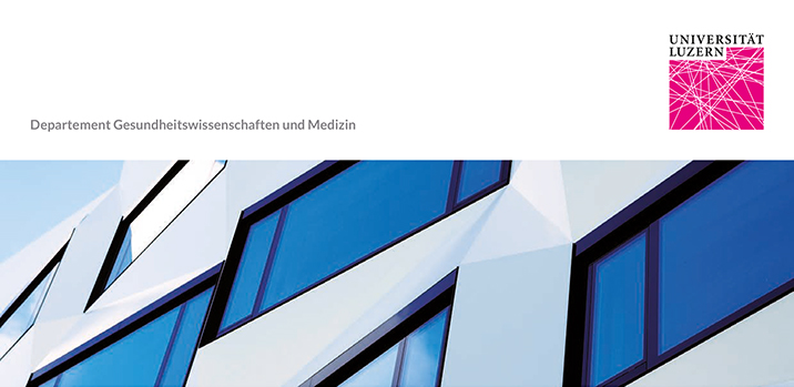 wiss.Oberassistentin /Oberassistenten - Uni Luzern - logo