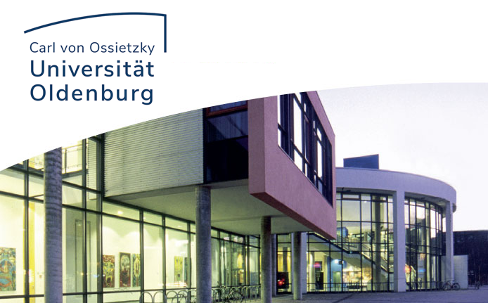 Junior Professorship - Carl von Ossietzky Universität Oldenburg - Logo