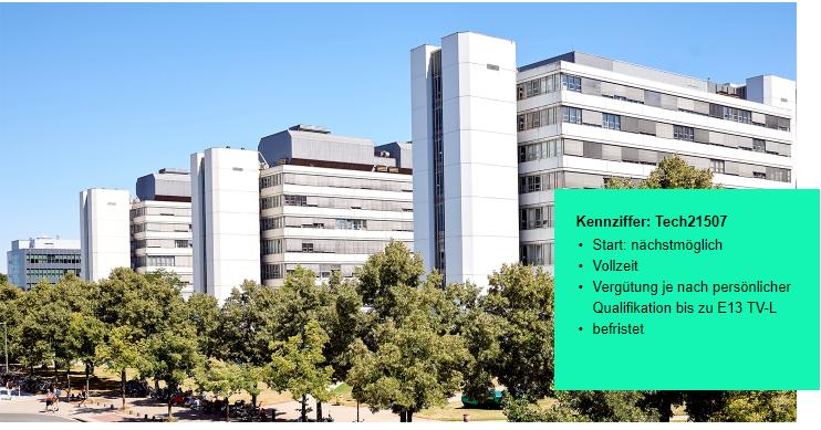 Mitarbeiter*in (m/w/d) für die fachliche Betreuung- Universität Bielefeld - Header