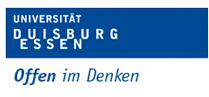 Logo  - Uni Duisburg Essen