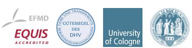 Assistant Professorship  - Universität zu Köln - Logo