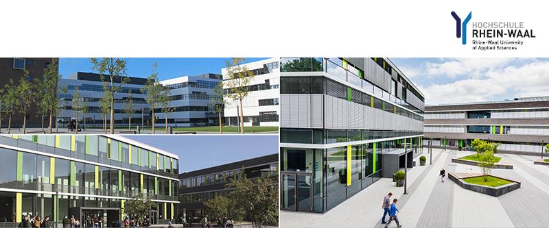Professur - HS Rhein-Waal - Header