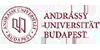Rektor (m/w/d) - Andrássy Universität Budapest - Logo