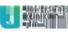 Professorship (W3 oL) for Surgical Intensive Care Medicine - Universitätsklinikum Ulm - Logo