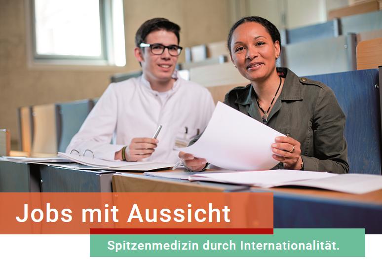 Wissenschaftlicher Mitarbeiter (PostDoc) (w/m/d) - Uniklinik Dresden - Header
