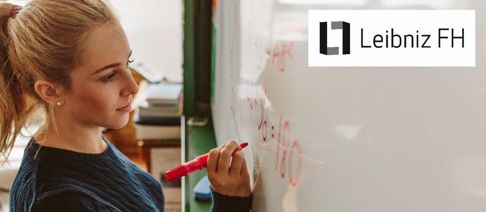 Professur für Quantitative Methoden - Leibniz-Fachhochschule - Header