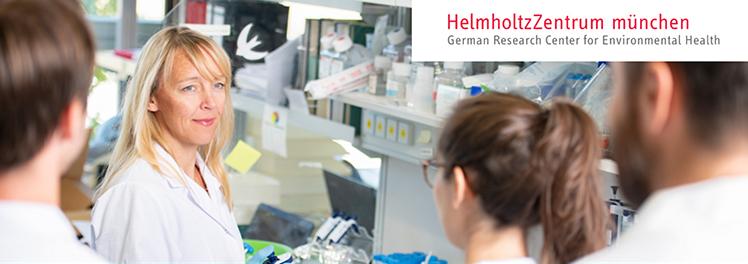 Pre-award Grant Manager (f/m/x)  - Helmholtz-Zentrum München - Logo