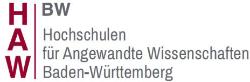 Referent / Projektkoordinator (m/w/d) - HAW BW e.V. - Logo