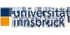 """Tenure Track Stelle """"Fachdidaktik der Naturwissenschaften mit dem Schwerpunkt Physik - Leopold-Franzens-Universität Innsbruck - Logo"""
