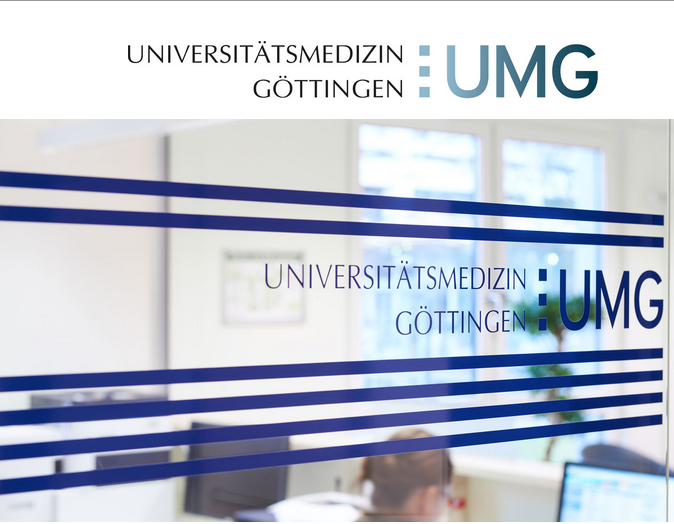Universitätsprofessur - Universitätsmedizin Göttingen - Logo