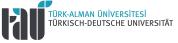 Türkisch-Deutschen Universität   - logo