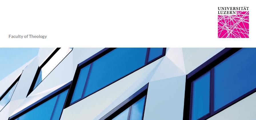 Professur für Dogmatik - Uni Luzern - logo