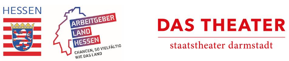 Geschäftsführende Direktion (m/w/d) - Logo - Staatstheater Darmstadt