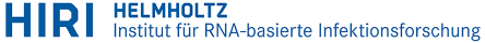 Helmholtz-Institut für RNA-basierte Infektionsforschung - Logo