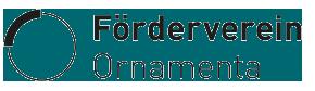 logo  - KURATORISCHE LEITUNG   - ORNAMENTA Pforzheim