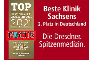 Uniklinik Dresden - focus