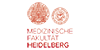 Forschungsreferent (m/w/d) für das Forschungsdekanat - Universität Heidelberg Medizinische Fakultät - Logo