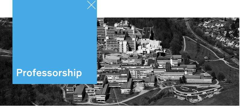Tenure Track Professorship in Systems Chemical Biology - Universität Konstanz - Headerbild