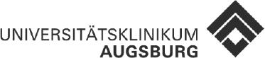 Universitätsprofessur (W3) - uk-augsburg - Logo