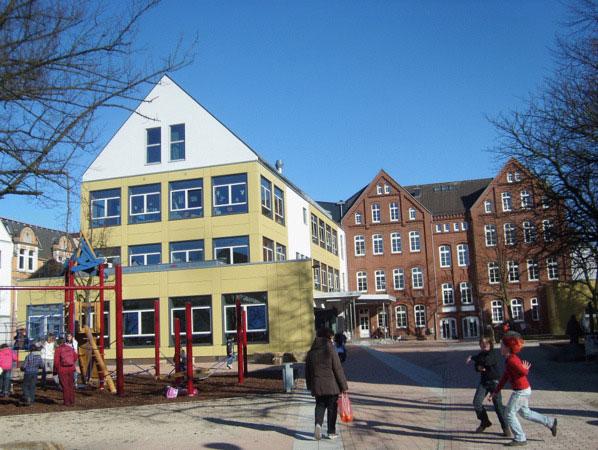 Rektorin/Rektors (w/m/d) - Magistrat der Stadt Bremerhaven / Lutherschule - Headerbild