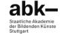 Künstlerisch-technischer Lehrer für Typografie und Schriftentwurf (m/w/d) - Staatliche Akademie der Bildenden Künste - Logo