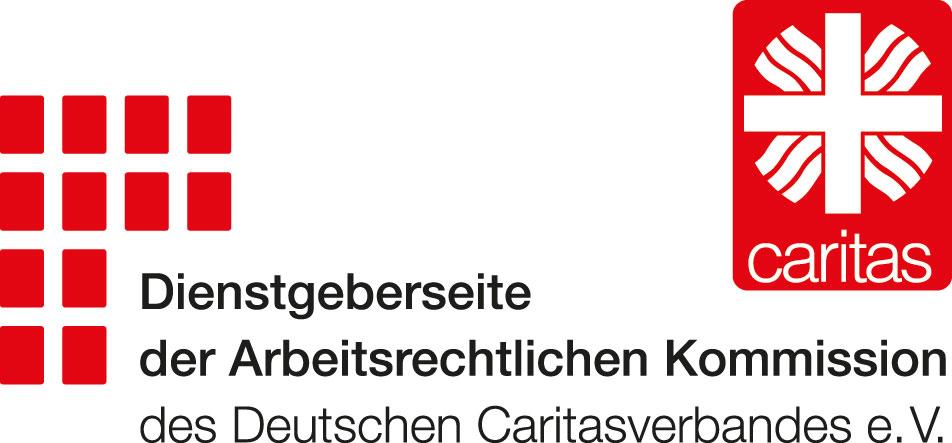 Dienstgeberseite der Arbeitsrechtlichen Kommission des Deutschen Caritasverbandes e. V. - Logo