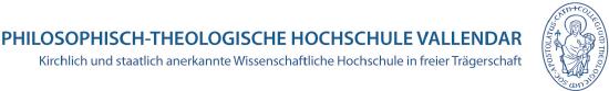 Professur (W3) - Philosophisch-Theologische Hochschule Vallendar gGmbH - Logo
