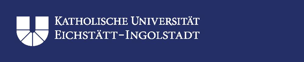 Wissenschaftlicher Wissenschaftlicher Koordinator (m/w/d) - Katholische Universität Eichstätt-Ingolstadt - Logo
