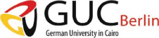 Professor / Associate Professor - German University in Cairo (GUC) - Logo