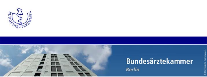Ärztlicher Referent (m/w/d) - Bundesärztekammer - Logo