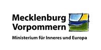 Projektleitung - Ministerium für Inneres und Europa Mecklenburg-Vorpommern - Logo