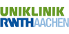 Wissenschaftlicher Mitarbeiter (m/w/d) für die Zentrale Notaufnahme - Sektion Forschung Optimal@NRW - Uniklinik RWTH Aachen - Logo