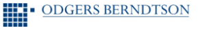 Logo  - Odgers Berndtson