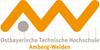 Professur (W2) für das Lehrgebiet Internationales Wirtschafts- und Intellectual Property-Recht - Ostbayerische Technische Hochschule Amberg-Weiden - Logo