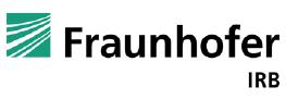 Teamleiter (m/w/d) Baudatenbanken - Fraunhofer-Informationszentrum Raum und Bau - Logo